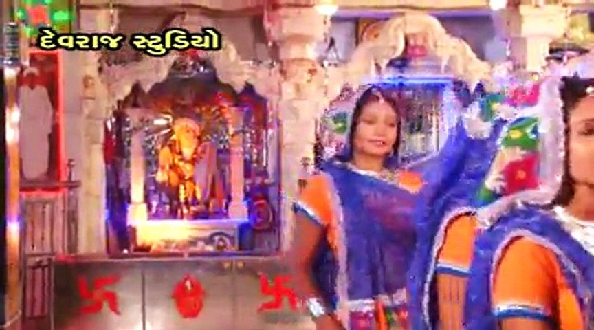 "Karshan Bhane Honani   Gujrati Devotional ""Goga Ji Maharaj"" Full HD Video   Damayanti, Bheekhudan Gadhavi   Devraj Studio"