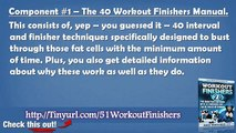 Mike Whitfield Workout Finishers - 51 Workout Finishers 2.0
