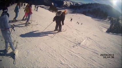 Ski au Mourtis