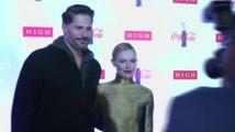 Kate Bosworth et Joe Manganiello parlent de leurs souvenirs à l'exposition Coca-Cola