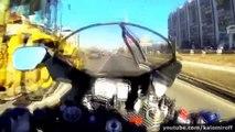 Suzuki GSXR 1000 - Motorcycle Accident   GSX-R1000 Motorcycle Crash