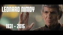 Leonard Nimoy, Spock of 'Star Trek,' Dies at 83