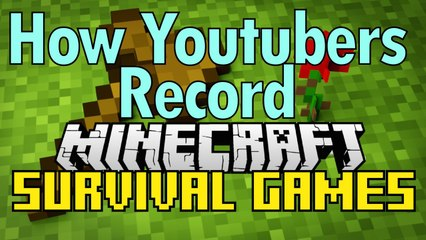 How Youtubers Record Minecraft Survival Game Play by Nik Nikam