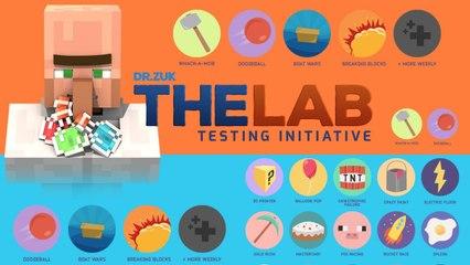 Brand new Dr Zuk's Lab Testing Initiative Minecraft Mini Gameplay by Nik Nikam