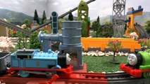 Thomas and Friends Dieselworks In Action Trackmaster Diesel 10 ...