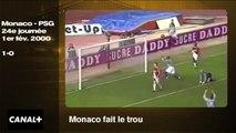Monaco-PSG (2000): Monaco fait le trou (1-0)