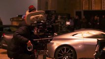 New 'Spectre' James Bond 007 movie Images and Video with director Sam Mendes!