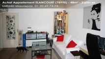 Vente - appartement - ELANCOURT (78990)  - 48m²