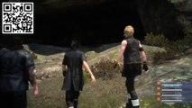 Final Fantasy XV Episode Duscae : gameplay d'un donjon