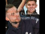 live boxing Chris Avalos vs Carl Frampton stream