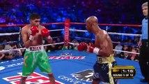 HBO Boxing Amir Khan v Zab Judah KO