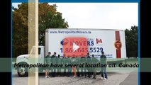 Metropolitan Movers Oakville: Get A Moving Quote