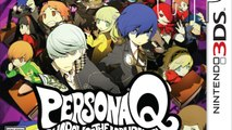 Persona Q Shadow of the Labyrinth Gameplay (Nintendo 3DS) [60 FPS] [1080p] Top Screen