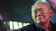 Singapore's Lee Kuan Yew Still in Intensive Care, Health Improves Slightly