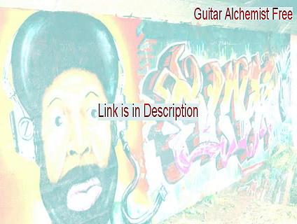 Guitar Alchemist Free Keygen [guitar alchemist free 1.21 2015]