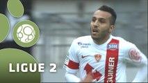 Stade Brestois 29 - FC Sochaux-Montbéliard (1-1)  - Résumé - (SB29-FCSM) / 2014-15