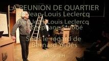 La Réunion de Quartier de Jean-Louis Leclercq