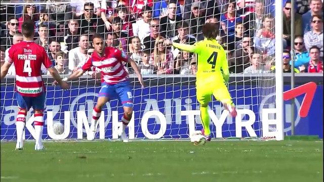 Rakitic se destaca em vitória do Barcelona sobre Granada