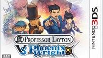 Professor Layton vs Phoenix Wright Ace Attorney Gameplay (Nintendo 3DS) [60 FPS] [1080p]