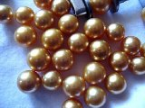 Golden South Sea Pearls Wholesale Lombok Pearls Indonesia Miss Joaquim Pearls
