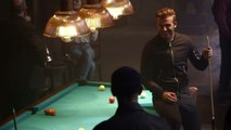 H&M Behind the scenes film with David Beckham and Marc Forster.
