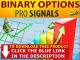 Binary Options Trading Signals Review + Binary Options Trading Signals