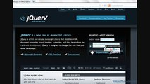 Jquery Tutorial in Urdu - Hindi - 2 - Download Jquery File and Using Jquery in html