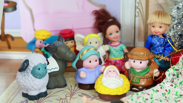 Frozen Disney CHRISTMAS SPECIAL Toy Shopping Barbie Playset Video Anna Kids Presents Toys