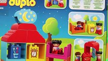 LEGO DUPLO Park My First Playhouse Mickey Mouse Minnie Mouse Peppa Pig George Toys DisneyC
