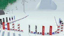 SFR Freestyle Tour 2015 : le slopestyle de La Clusaz en 3D