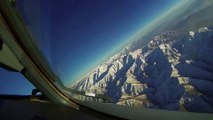 Beautiful aerials of Hindu Kush mountains - BBC News