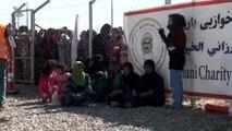 Türk Kızılayı, Irak'taki Sığınmacıları Yalnız Bırakmıyor