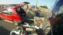 Karting TonyKart Rotax Max à Pusey le 05-03-2011_Run-8 (720p 60fps)