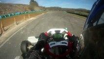 Karting TonyKart Rotax Max à Autoreille le 20-03-2011_Run-2 (720p 60fps)