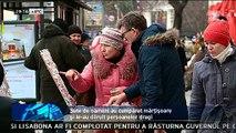 Mărțișorul - simbol pur românesc. Primăvara începe cu mărţişoare. Prima zi de primăvară i-a scos pe oameni din case. Cu toţii s-au grăbit să cumpere mărţişoare, pentru a le dărui persoanelor dragi.