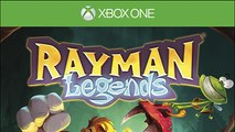Games with Gold (March 2015) - Rayman Legends (Xbox One) Game for FREE
