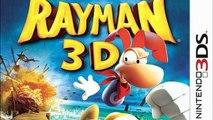 Rayman 3D Gameplay (Nintendo 3DS) [60 FPS] [1080p] Top Screen