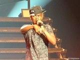 Black M en concert à Chambéry - Tour 2015 (extraits)