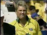 3 Superb Shane Warne Wickets 1999 World Cup Against South Africa - Shane Warne the Game Changer