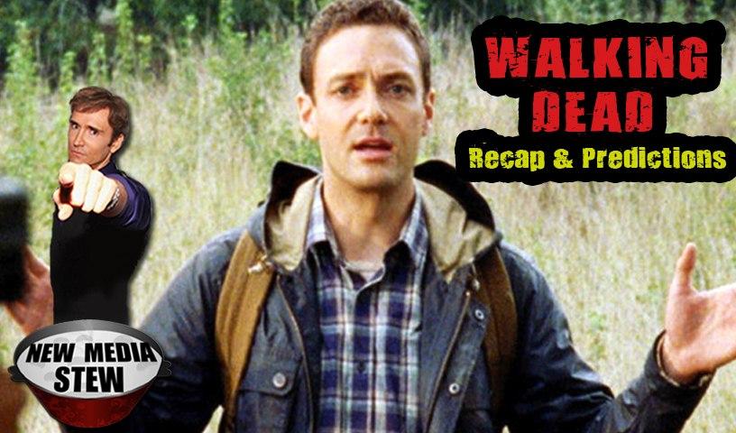 THE WALKING DEAD: Season 5 Predictions & Recap (Episode 11)