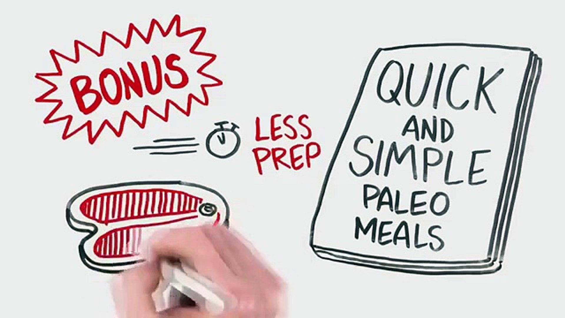Paleo diet recipe - Paleo recipe book - paleo diet plan 82923