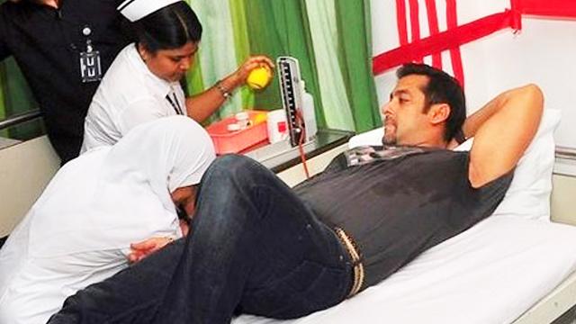 Salman Khan Undergoes SWINE FLU Test
