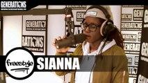 Sianna - Freestyle (Live des studios de Generations)