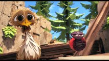 Cartoon movie 2015 - Trois films made in Rhône-Alpes