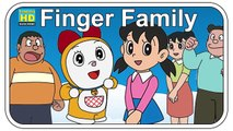 Finger Family Nursery Rhyme with Doraemon Family - Nursery Rhymes - Kids Rhymes