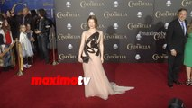 Cinderella World Premiere: Holliday Grainger Red Carpet