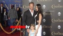 Cinderella World Premiere: Ian Ziering Red Carpet Arrivals