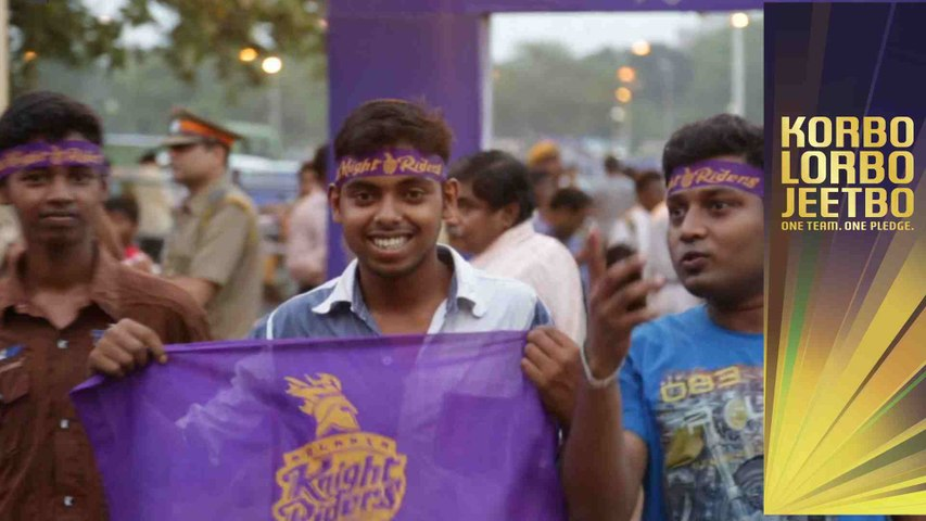 THE CROWD GO CRAZY FOR KKR | Inside KKR Ep 31 | Take the team bus to The Knights first home game!
