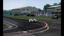 Ferrari la Ferrari, Top Gear Test Track, Replay, Assetto Corsa