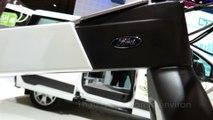 """Démo du """"e-Bike"""", le vélo électrique selon Ford"""